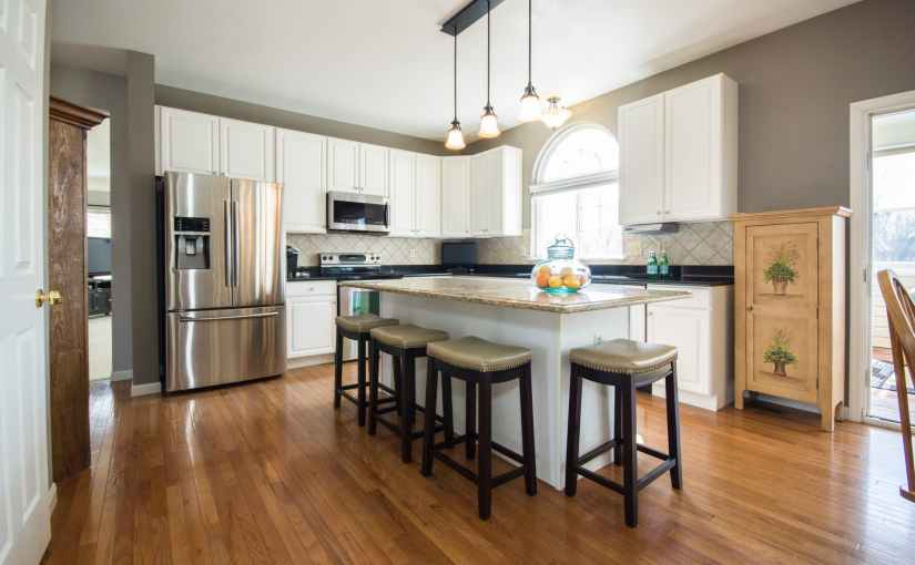 tips and tricks to keeping a cleankitchen!